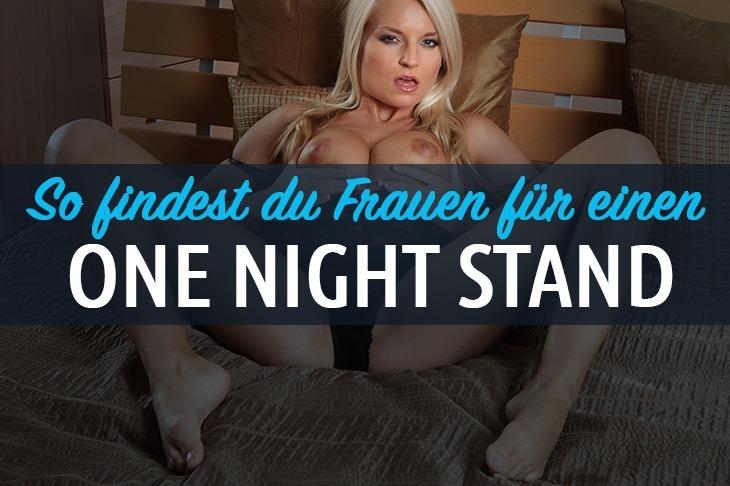 Frauen für One Night Stand finden