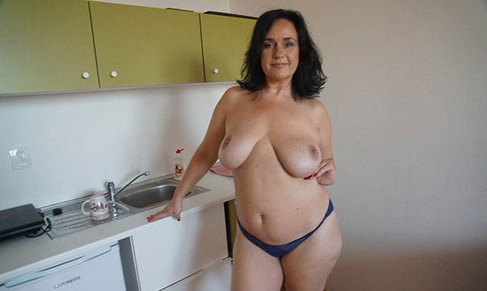 Reife Frau sucht Sexdate
