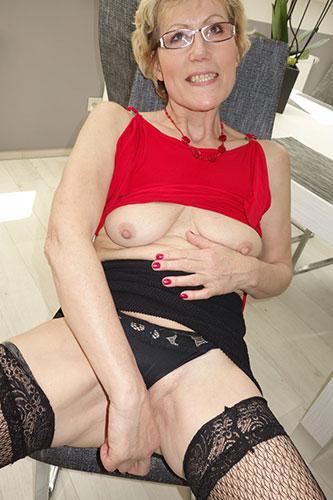 reife Dame sucht Sextreff