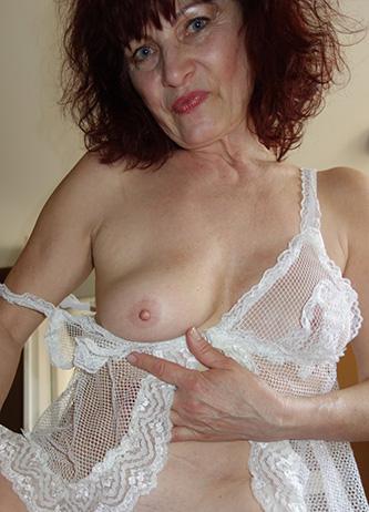 Oma beim Sextreffen